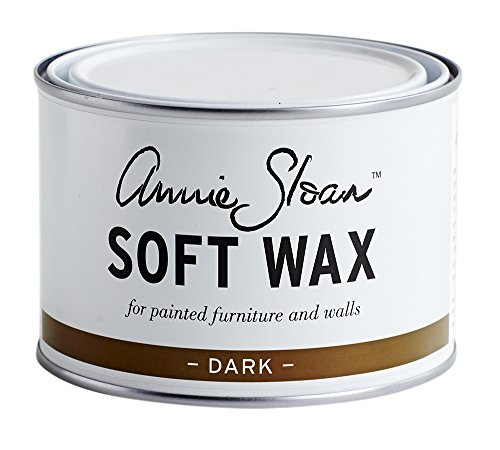 CHALK PAINT (R) Wax - Dark (500mL) - Annie Sloan - Colored Wax