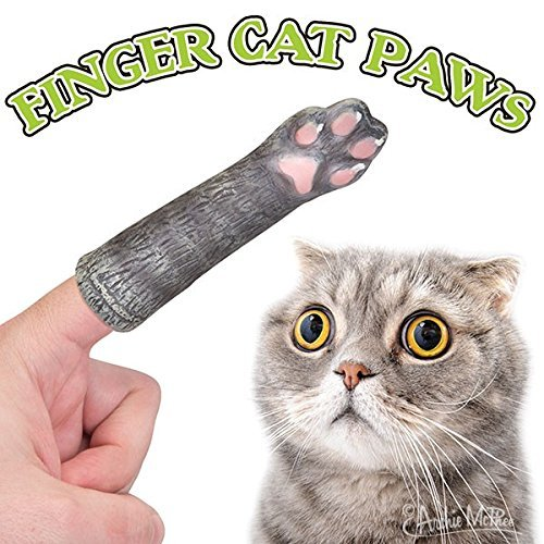 Accoutrements Finger Cat Paws