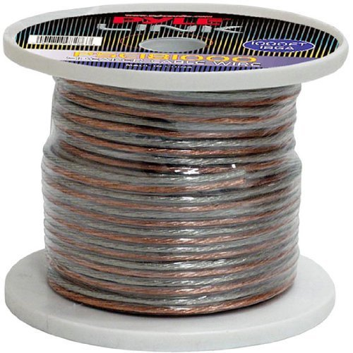 Pyle PSC181000 18 Gauge 1000 Feet Quality