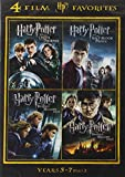 4 Film Favorites: Harry Potter Years 5-7 (4FF)