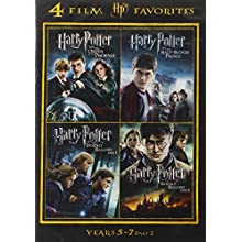 4 Film Favorites: Harry Potter Years 5-7 (4FF) (2013)