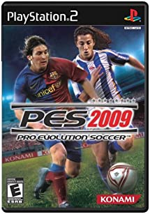 Amazon com: Pro Evolution Soccer 09 - PlayStation 2: Artist