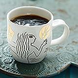 Starbucks 2013 Anniversary Mug Etched Siren - White, 12 Fl Oz