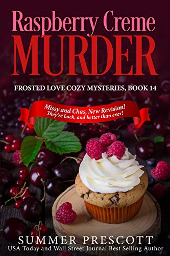 Raspberry Creme Murder (Frosted Love Cozy Mysteries Book ()