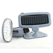 Solar Powered 15 LED Security