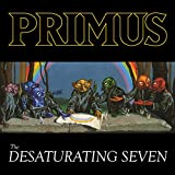 51r%2B9tvtaaL. SL160  - Primus - The Desaturating Seven (Album Review)