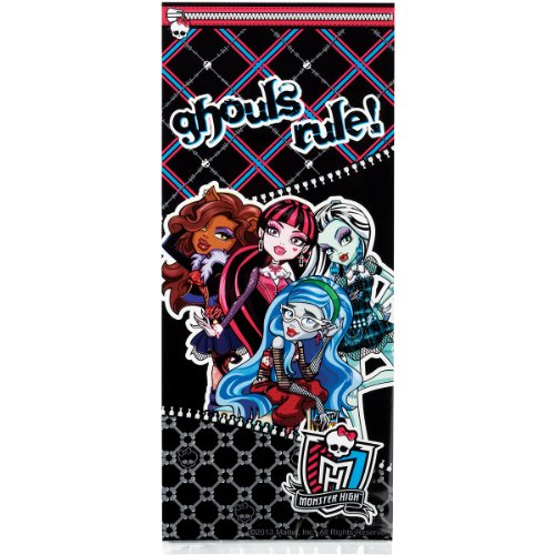 Wilton 1912-6677 Monster High Treat Bags