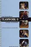 Teamwork II - Dog Training Manual for People with Disabilities (Service Exercises)