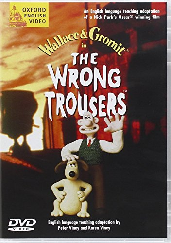 Wallace and Gromit: The Wrong Trousers DVD (an English Language Teaching Adaptation)
