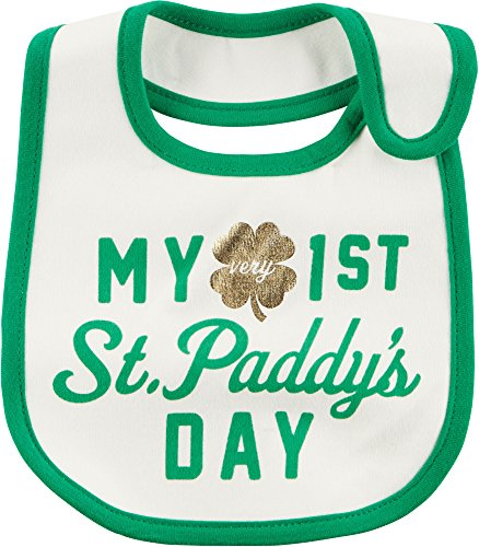 Patricks Day Bib - Carter's St. Patricks Day Bib