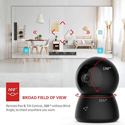 Victure 1080P FHD WiFi IP Camera Wireless 2 4 G WiFi