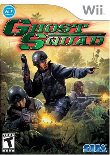 Ghost Squad - Nintendo Wii -