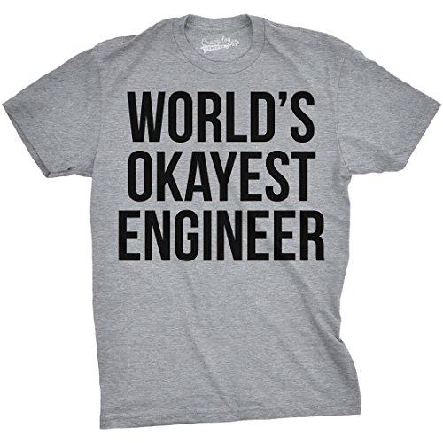 Worlds Okayest Engineer Sarcastic Career product image