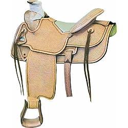 Billy Cook Idaho Wade Roper Saddle