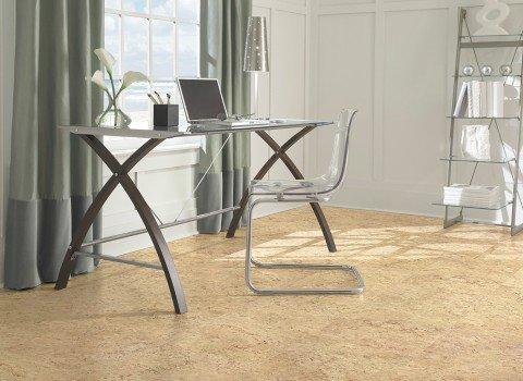 Coretec Plus Tile Amalfi Beige Luxury Floating Vinyl US Floors