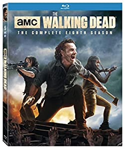 Cover Image for 'Walking Dead, The: The Complete Eighth Season'