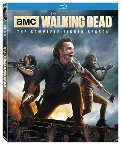 The Walking Dead: Season 8 [Blu-ray] (Berkeley Options)