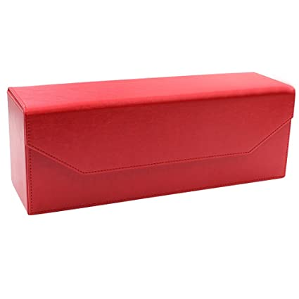 XIHAMA - Caja de almacenamiento de piel sintética para secador de pelo Dyson Supersonic, organizador