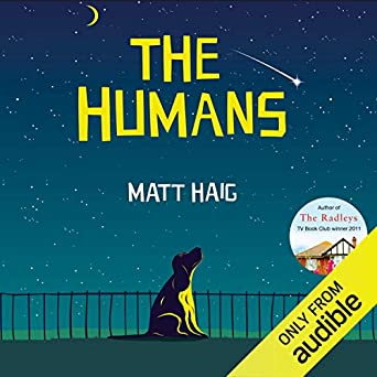 Image result for the humans matt haig audiobook