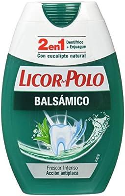 Licor del Polo Pasta de dientes 2 en 1 Balsámico - 12 x 75 ml ...