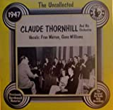 Lillian Lane: The Uncollected Claude Thornhill and His Orchestra 1947
