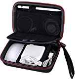 Smatree Hard Case A90 Compatible for Apple Pencil,Magic Mouse,Magsafe Power Adapter,BeatsX,Beats Monster by Dre,Magnetic Charging Cable