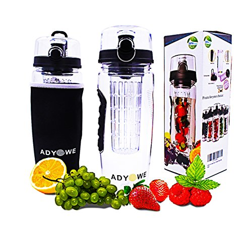 Infuser Insulating Durable Eco Friendly plastic