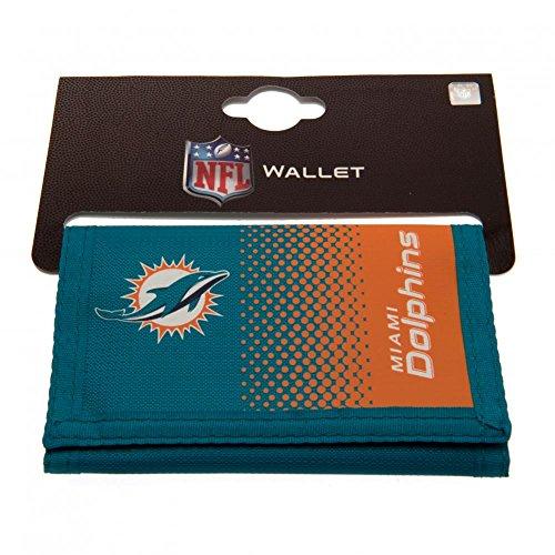 Miami Dolphins Geldbörse Geldtasche Portemonnaie Geldbeutel NFL Fanartikel