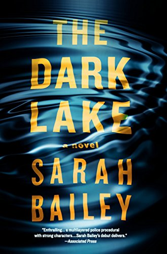 The Dark Lake (Gemma Woodstock)