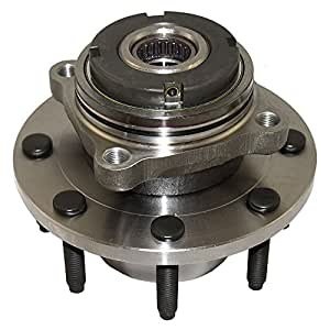 front wheel hub bearing assembly replacement for ford pickup truck 4 wheel drive. Black Bedroom Furniture Sets. Home Design Ideas