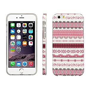 ABC(TM) Fashion Cool Silicone Rubber TPU Soft Skin Case Cover For IPhone 6 4.7 (Tribal Arrival Anchor Quotes)