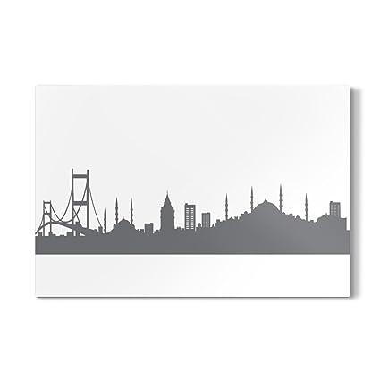 artboxONE &apos Galería de Print Istanbul 02 Mono A cromo ...