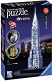 Ravensburger Chrysler Building - Night Edition, 216pc 3D Jigsaw Puzzle®