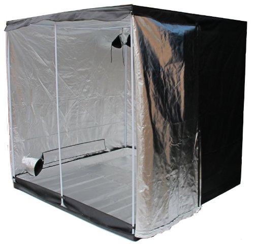 2.4 x 2.0 x 2.0m Hydroponics Grow Tent Room Budtent 2422