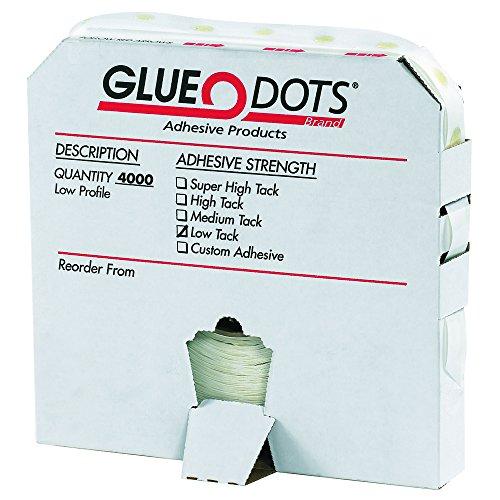 low profile glue dots - 6