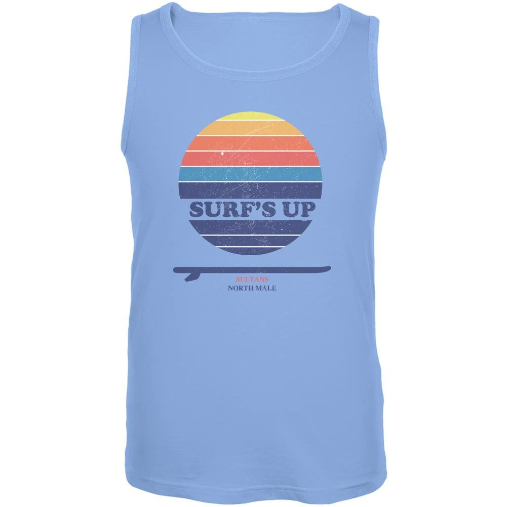 Surfs Up Sultans North Male Mens Tank Top