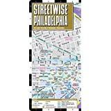 Streetwise Philadelphia: City Center Street Map of Philadelphia, Pennsylvania