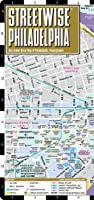 Streetwise Philadelphia Map - Laminated City