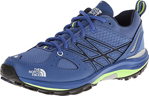 The North Face Ultra Fastpack (Dutch Blue/Dayglo Yellow) Women's Running Shoes (Dutch Blue/Dayglo Yellow)