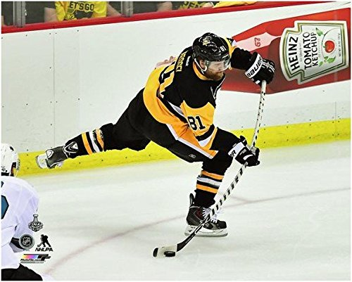 Finals Action Photo - Phil Kessel Pittsburgh Penguins 2016 NHL Stanley Cup Finals Action Photo (Size: 8