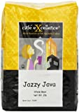 Cafe Excellence Jazzy Java, Flavored Whole Bean Coffee, 2-Pound Bag