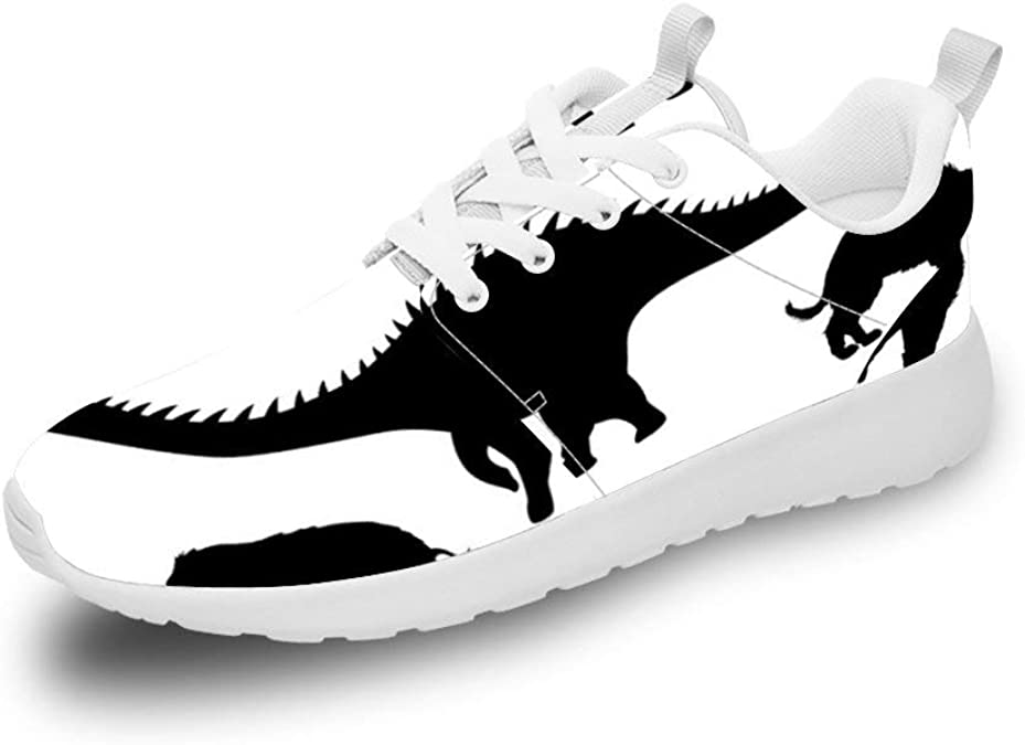 Mesllings Zapatillas de Running Unisex de Varios Tipos de ...