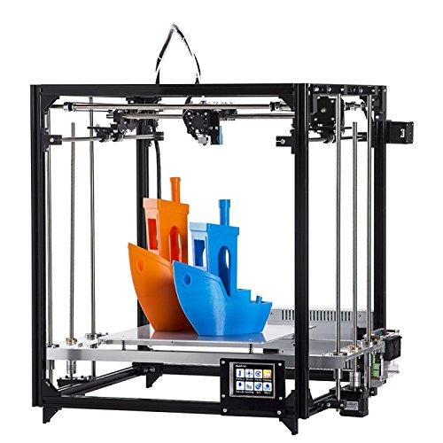 Wewoo Impresora 3D DIY Kit Pantalla Táctil Auto topográfico Cube ...