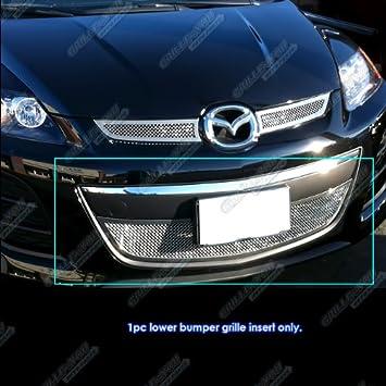 Amazon.com: 2010 – 2012 Mazda CX7 I/CX-7 S Bumper Rejilla de ...