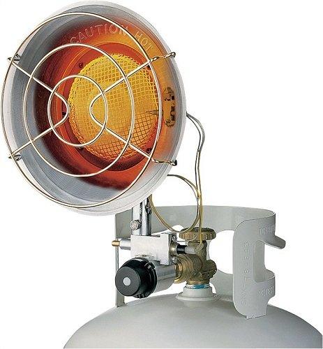 World Marketing DH Propane Tanktop Heater Sngl by World Marketing