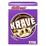 Kellogg's Krave Milk Chocolate Cereal 375 g