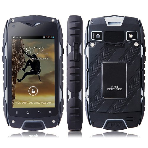 Smartphone MTK6572W Android Screen Black product image
