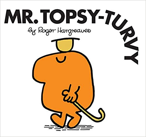 Book Mr. Topsy-Turvy (Mr. Men Classic Library)