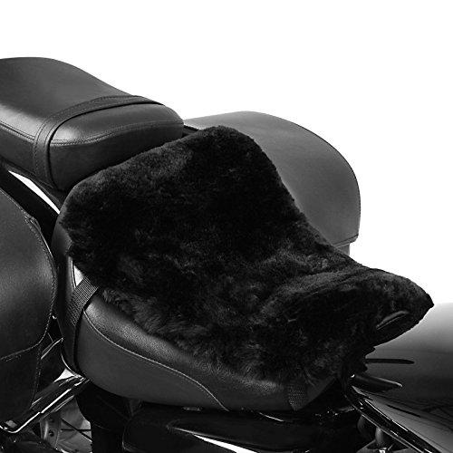 Coussin de selle peau d'agneau Honda Shadow VT 125 C Tourtecs
