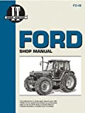 Ford Shop Manual Models5640 6640 7740 7840+ (F048)